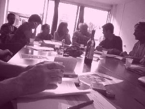 réunion au CASC