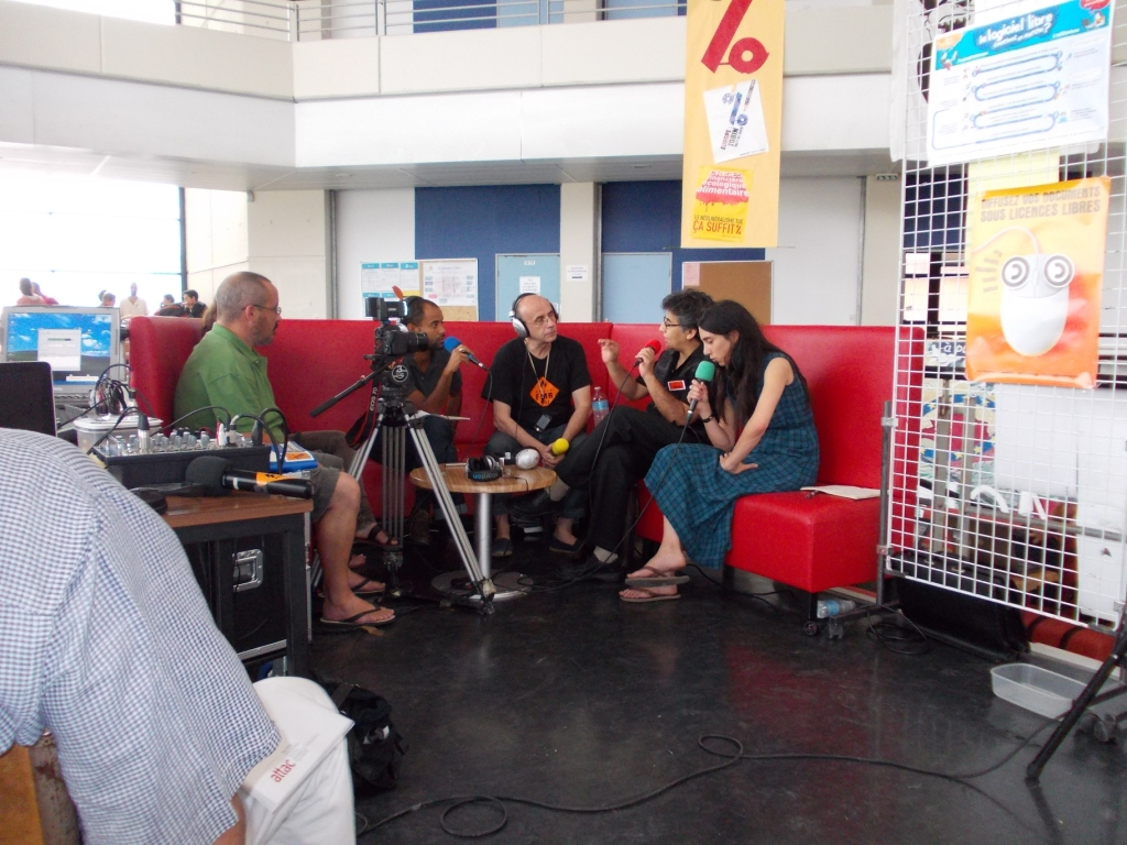Radio FMR en direct